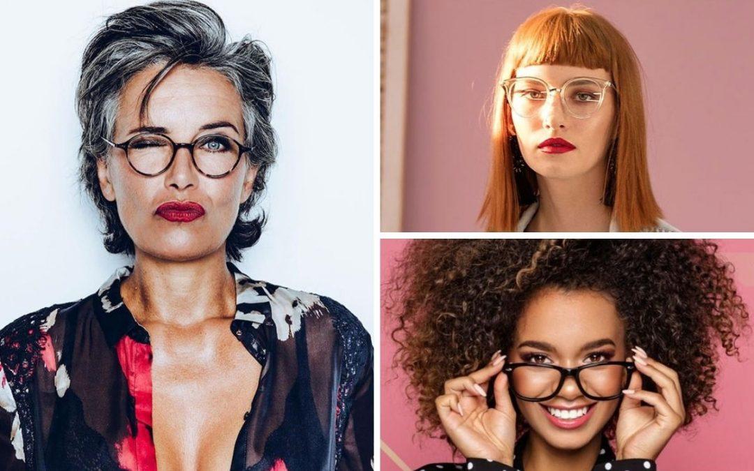 10 Tagli Capelli per chi porta gli occhiali!