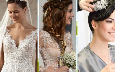 Hair Contouring e acconciature da sposa.